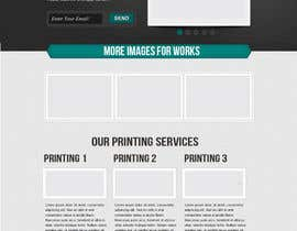 #9 for Landing Page for Be Inkspired af urpittimbadiya