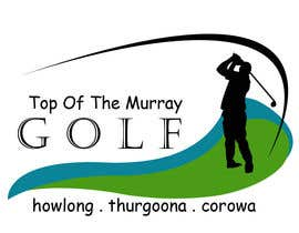 #91 для Logo Design for Top Of The Murray Golf от nikosanthis
