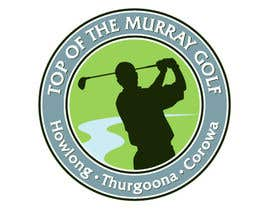 #110 para Logo Design for Top Of The Murray Golf por Vlad35563