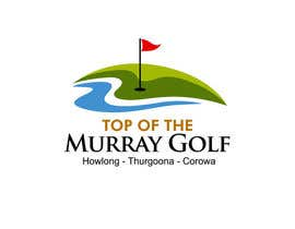 #193 para Logo Design for Top Of The Murray Golf por smarttaste