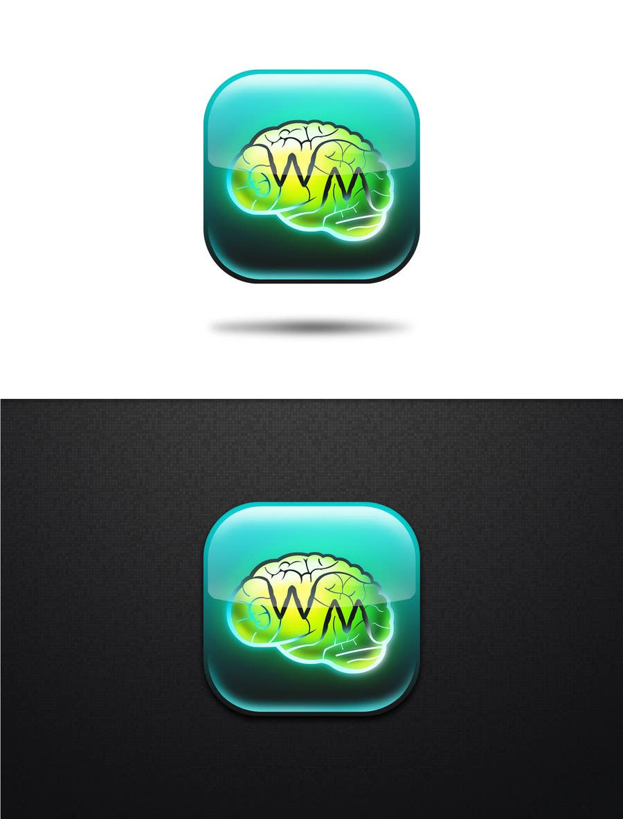 #1590 for W.M app icon design  by KhalfiOussama