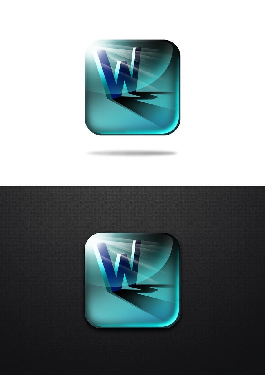#1607 for W.M app icon design  by KhalfiOussama