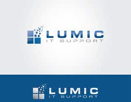 #161 cho Logo Design for Lumic IT Support bởi r3x