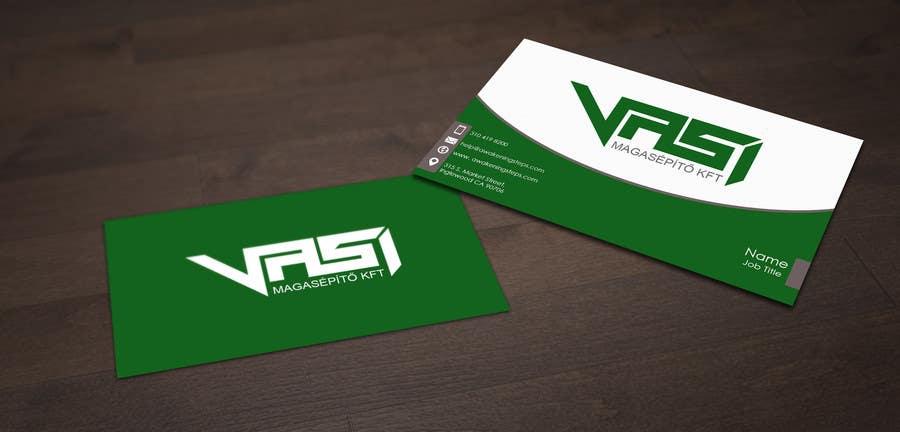 Penyertaan Peraduan #                                        58                                      untuk                                         Create a business card with special characters