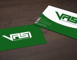 #58 untuk Create a business card with special characters oleh pointlesspixels