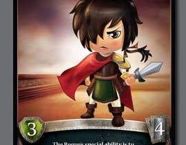 Tszocske tarafından Card Game Design - Tiny Gladiators için no 39