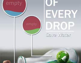 #5 for Design a Poster for Food/Water Eco-Friendly Awareness by luvephoto