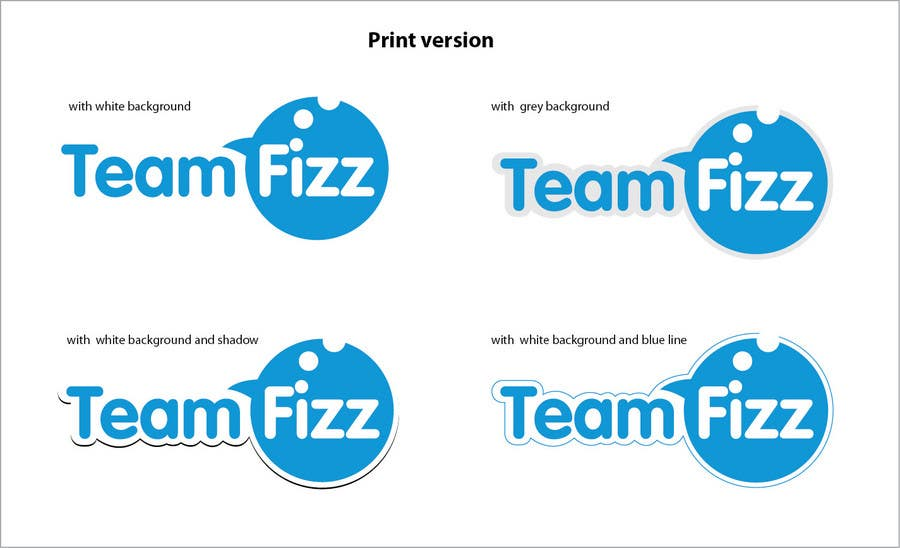 Proposition n°40 du concours Logo Design for TeamFizz