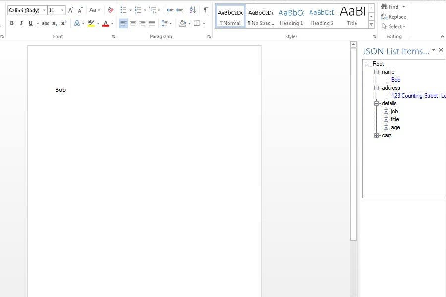 #6 for Develop a Microsoft Word Add-In by Nikhil3398