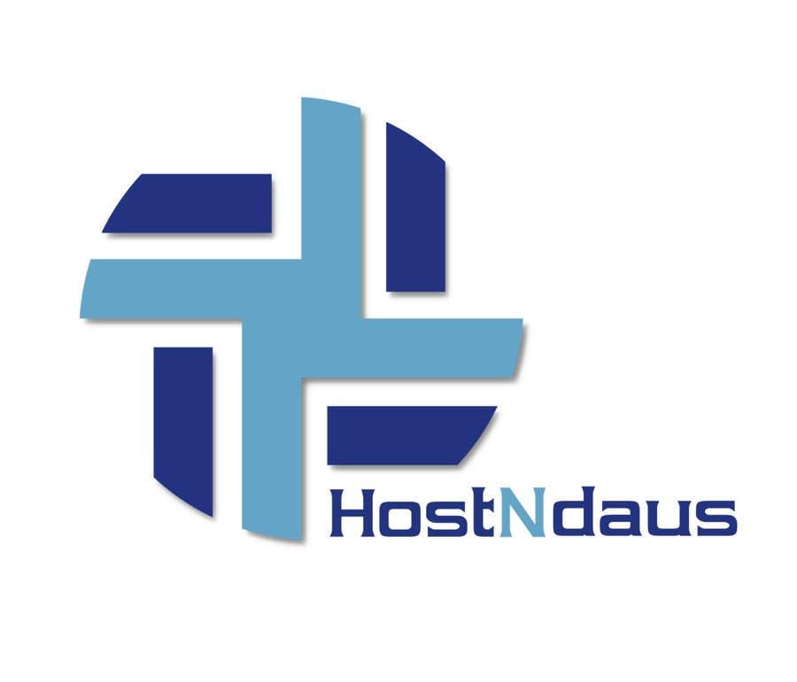 Penyertaan Peraduan #                                        17                                      untuk                                         HostNdaus logo