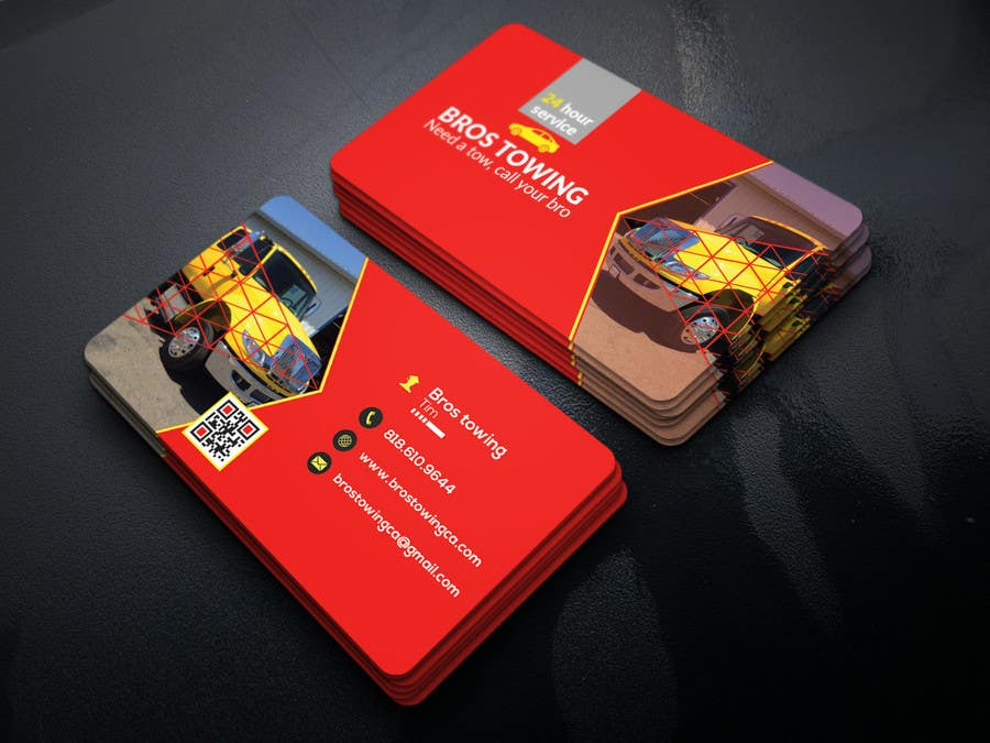 Entry 45 by robiul215 for tow truck business cards freelancer contest entry 45 for tow truck business cards colourmoves