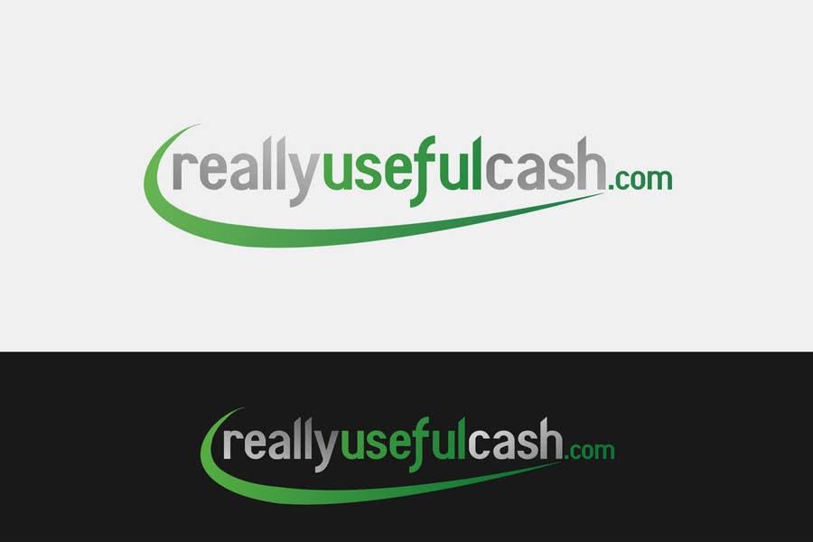 Konkurrenceindlæg #152 for Logo Design for reallyusefulcash.com