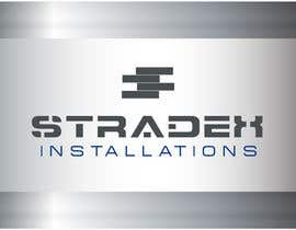 #54 para Logo Design for Stradex Installations por rukminikotamraju