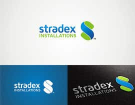 #71 para Logo Design for Stradex Installations por flov