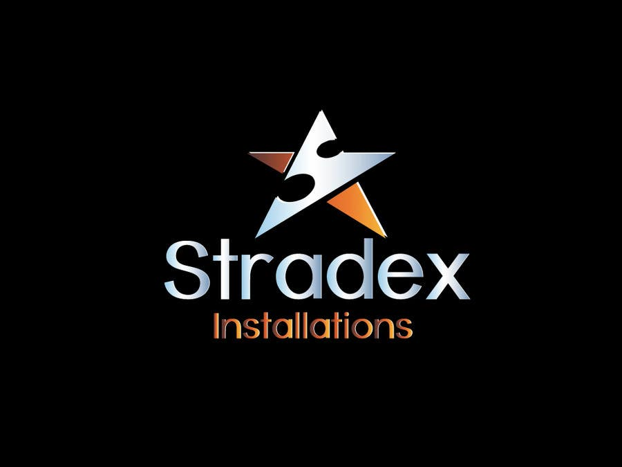 Proposition n°33 du concours Logo Design for Stradex Installations