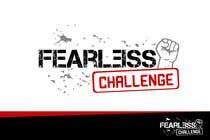 Graphic Design Konkurrenceindlæg #46 for Logo Design for Fearless Challenge