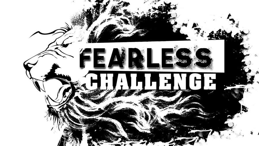 Konkurrenceindlæg #                                        107                                      for                                         Logo Design for Fearless Challenge