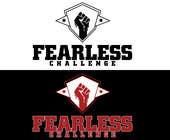 Graphic Design Konkurrenceindlæg #101 for Logo Design for Fearless Challenge