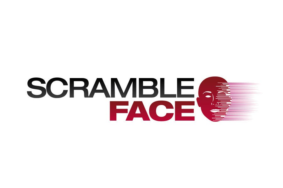 Proposition n°                                        81                                      du concours                                         Logo Design for SCRAMBLEFACE (or SCRAMBLE FACE)
