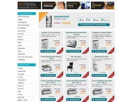 #8 for New design webshop af sudee1976