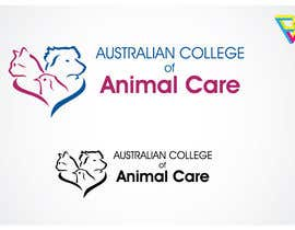 #40 cho Logo Design for Australian College of Animal Care bởi Ferrignoadv