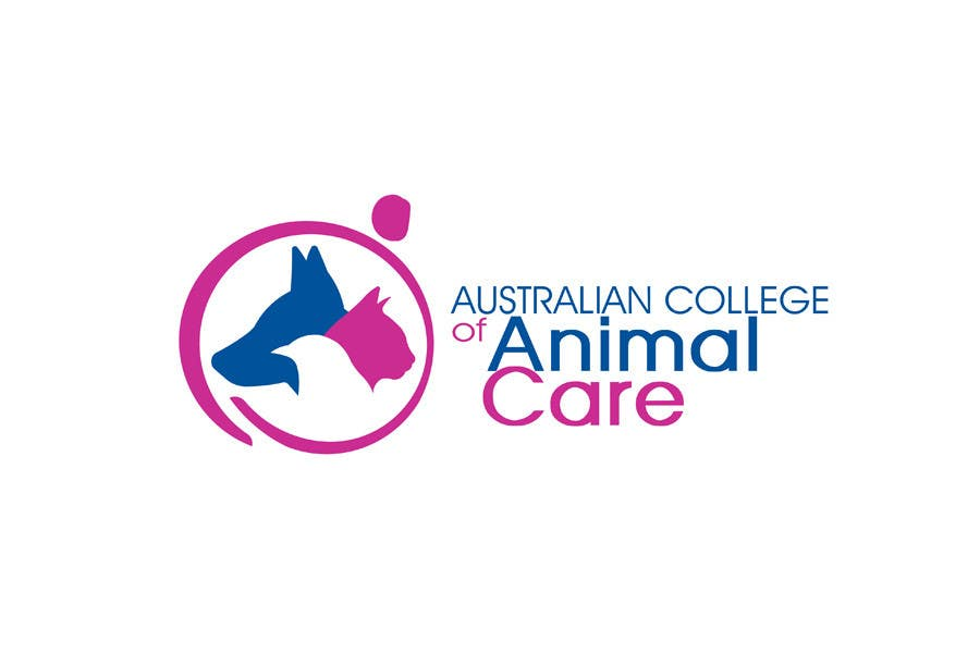 Bài tham dự cuộc thi #                                        54                                      cho                                         Logo Design for Australian College of Animal Care