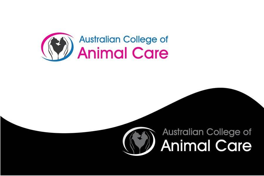 Bài tham dự cuộc thi #                                        131                                      cho                                         Logo Design for Australian College of Animal Care
