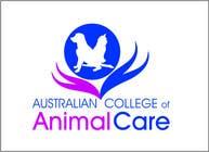 Bài tham dự #65 về Graphic Design cho cuộc thi Logo Design for Australian College of Animal Care