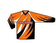 Graphic Design Kilpailutyö #25 kilpailuun Long sleeve racing T-shirt Design for 4bpracing.com.au