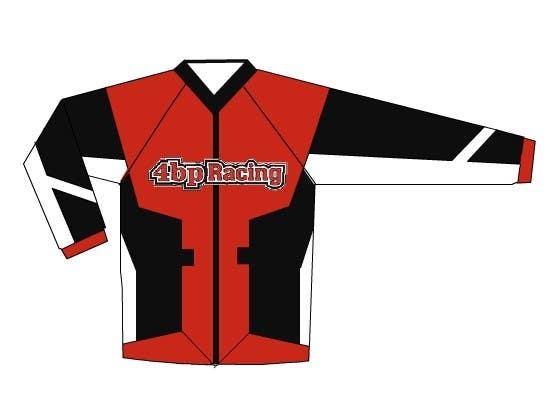 Kilpailutyö #32 kilpailussa Long sleeve racing T-shirt Design for 4bpracing.com.au