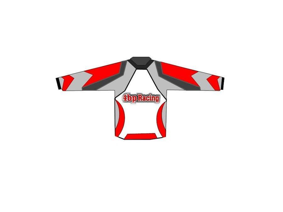 Kilpailutyö #15 kilpailussa Long sleeve racing T-shirt Design for 4bpracing.com.au