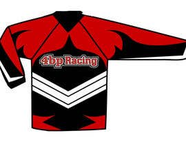 #2 for Long sleeve racing T-shirt Design for 4bpracing.com.au by marsalank