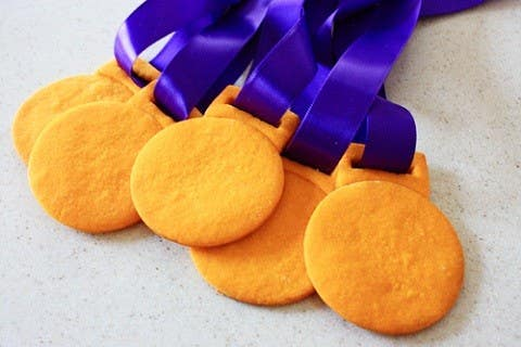 #8 for gold medal and blue ribbon by madhavanraj