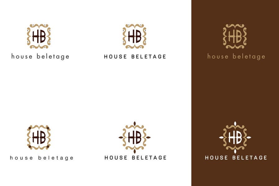 #59 for Logo Design for The logo will be for a new, small boutique hotel by Raylenej