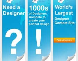 #218 สำหรับ Banner Ad Design for Freelancer.com โดย bulbulalam