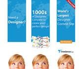 Graphic Design Contest Entry #125 for Banner Ad Design for Freelancer.com