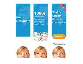 nº 211 pour Banner Ad Design for Freelancer.com par melsdqueen
