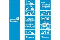 Graphic Design Contest Entry #197 for Banner Ad Design for Freelancer.com