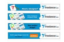 Graphic Design Contest Entry #85 for Banner Ad Design for Freelancer.com