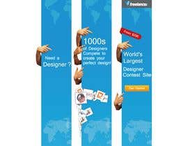 #192 para Banner Ad Design for Freelancer.com de titu