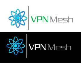 #195 para Logo Design for VpnMesh por safi97