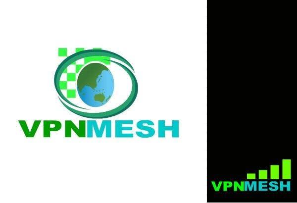 Contest Entry #                                        118                                      for                                         Logo Design for VpnMesh