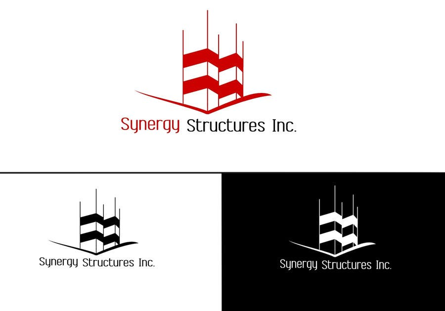 "#6 for Logo for ""Synergy Structures"" $40 1st, $10 2nd. Apartment building construction company. by tehsolution"