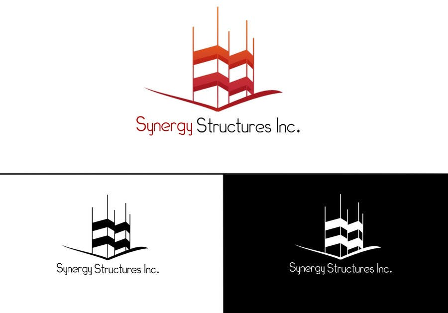 "#21 for Logo for ""Synergy Structures"" $40 1st, $10 2nd. Apartment building construction company. by tehsolution"