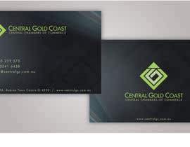#18 untuk ***URGENT*** Business Card Design for Central Chamber of Commerce oleh matushavelka