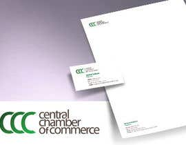 #25 untuk ***URGENT*** Business Card Design for Central Chamber of Commerce oleh antwanfisha