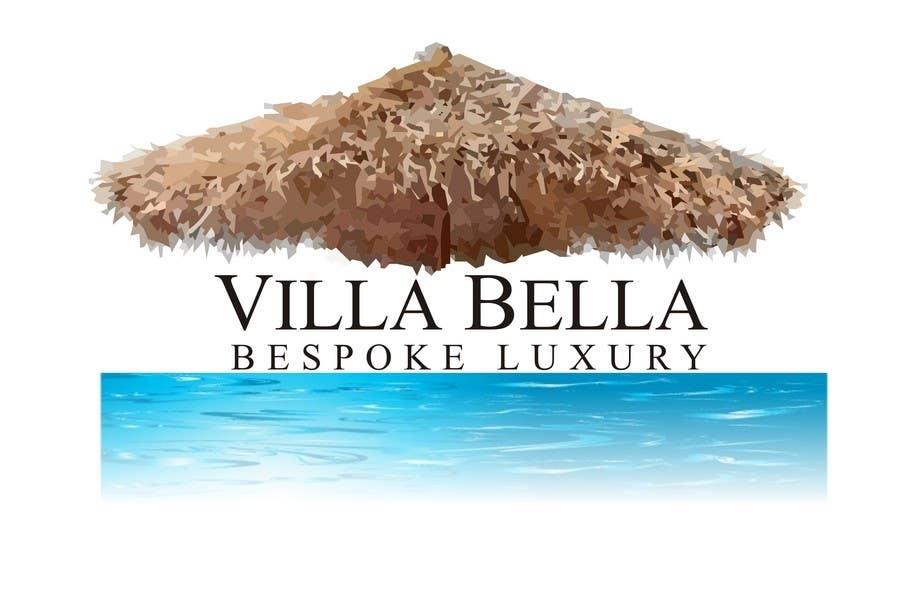 Kilpailutyö #                                        34                                      kilpailussa                                         Logo Design for Villa Bella - Next logo will earn $1000