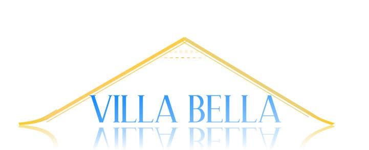 Kilpailutyö #                                        50                                      kilpailussa                                         Logo Design for Villa Bella - Next logo will earn $1000