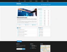 OperatorMyszki tarafından Mockup for 1 page of new website design için no 6