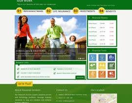 nxtgenart tarafından Mockup for 1 page of new website design için no 17